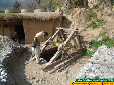 Hand Pump Installation village Manz Dara Goraj District Shangla