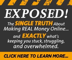 YOU make money or we give you $500 - GUARANTEED!