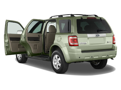 emergency response guide ford escape