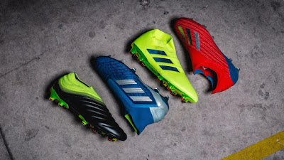 PES 6 Boots Adidas Exhibit Pack 2019