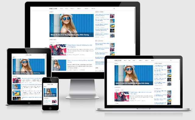 Download Template VioMagz v.5.0 Redesign, Lebih Simple dan Minimalis