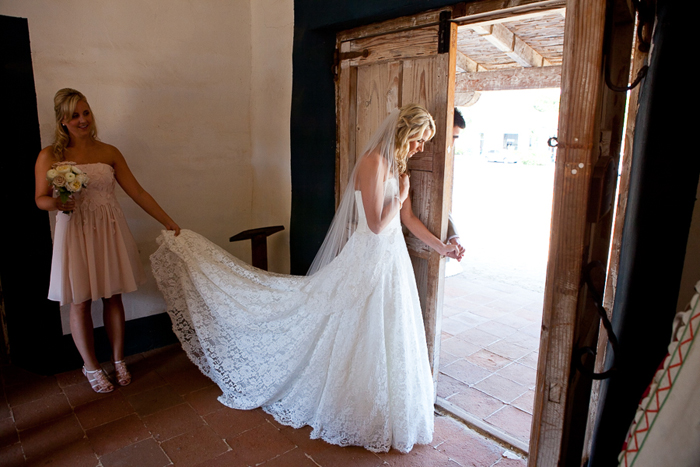 Soigne Productions Santa Barbara Wedding Planner Santa Barbara Presidio And Historical Museum