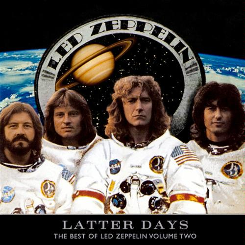2000 - Led Zeppelin - Latter Days Best Of Vol. 2