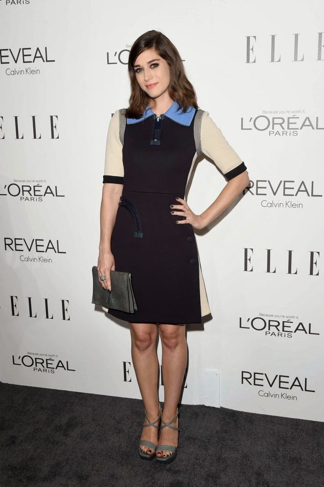 best dressed celebrities at the 2014 elle women in