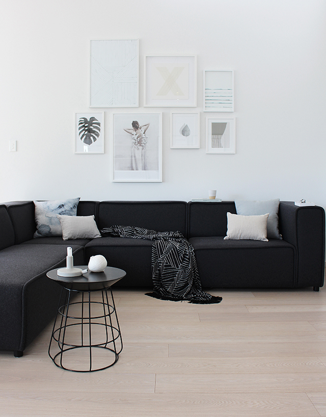 It Also Provides Separation Between The Living Space And Kitchen/dining  Areas   A Great Feature For Our Open Plan Space.