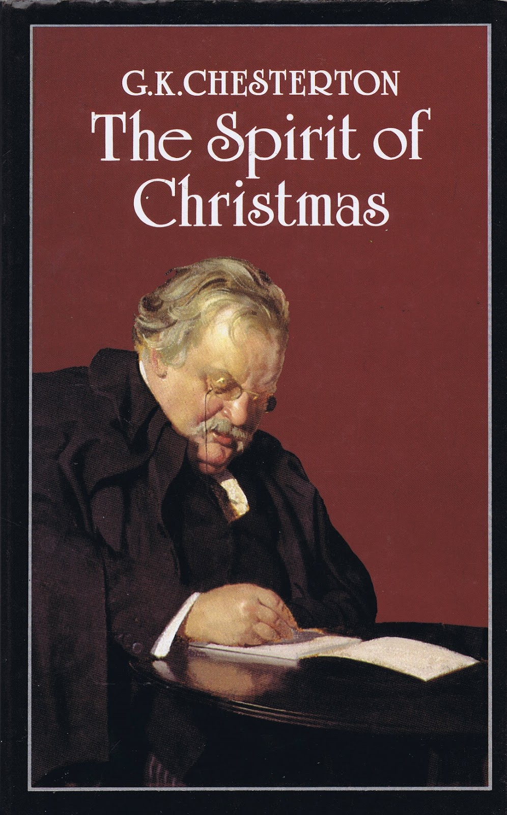 spirit of christmas essay Writing a response to literature / character analysis  restate the character traits discussed in the essay  the spirit of christmas past  .