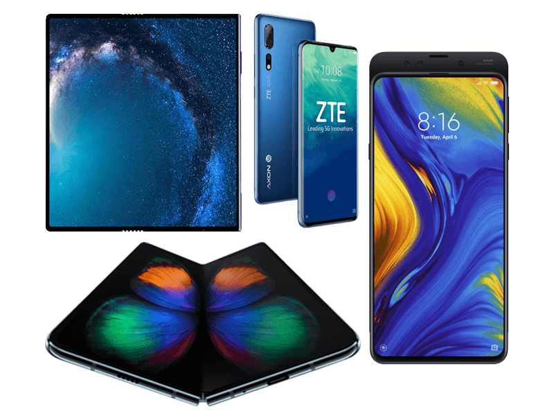 List of 5G-ready smartphones to watch out for this 2019