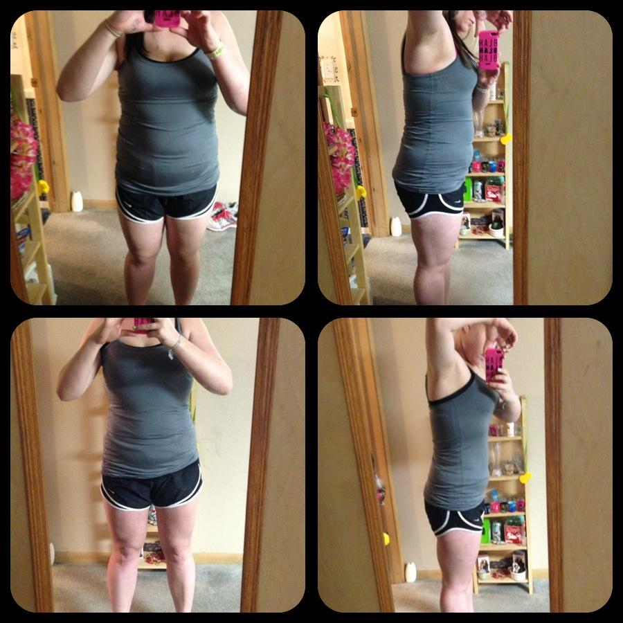 The Girl Who Thought Too Much: 30 Day Shred Results ...