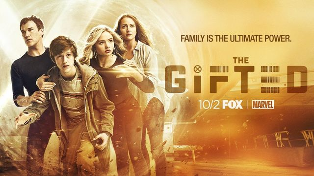 The Gifted - Poster