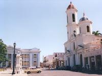 Catedral de la Concepción; Cienfuegos; Cuba