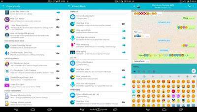 Whatsapp Mod YoWhatsApp v 2.12.317 Apk SUPER FAST, NO LAGS,MINI SIZE