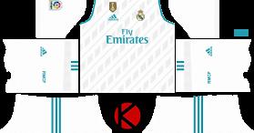sports shoes 963a0 322e0 Kit Dls 18 Real Madrid – Galerie d'images du club de football