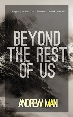 Beyond the Rest of Us by Andrew Man book cover