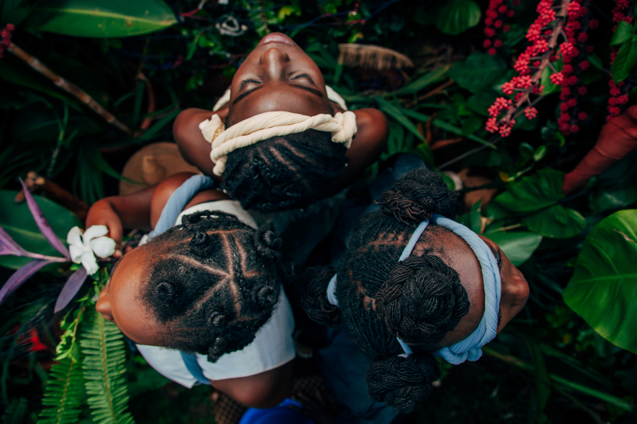 Ugandan Creatives Explore Politics Woven Through Black Hair In Salooni Project