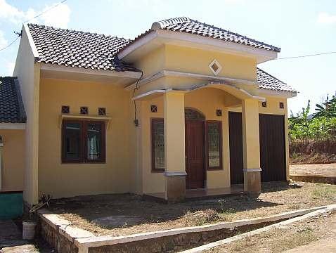 model rumah kampung 3