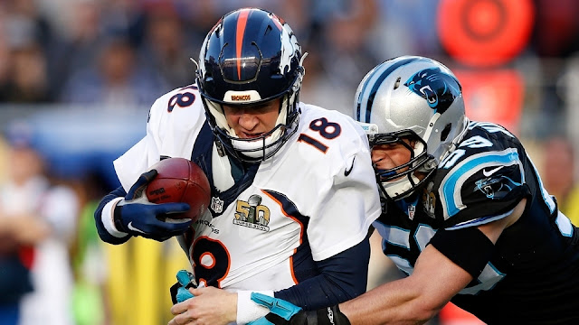 A defesa deu o terceiro Super Bowl aos Denver Broncos