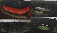 Stadiums Update For SMoKE Patch 9.5.2 - PES 2017