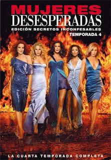 Mujeres desesperadas Temporada 4 audio latino