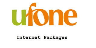 Ufone Internet Packages – 3G, 4G Daily, Weekly, Monthly Data Bundles