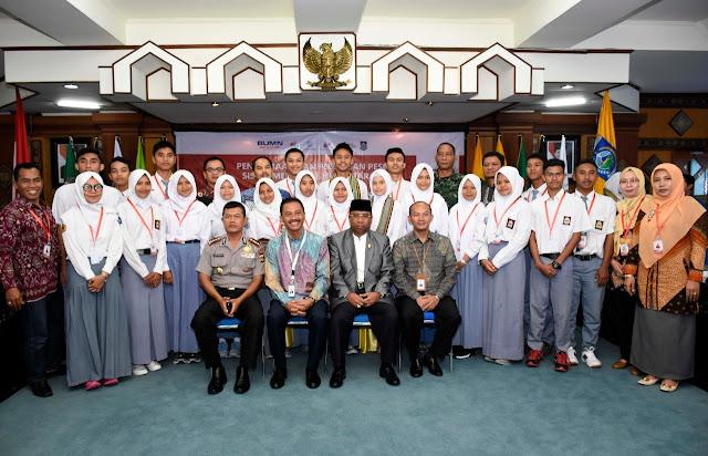 NTB Kirim Puluhan Siswa Belajar Ke Aceh