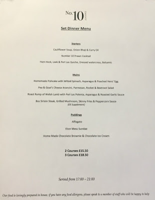 Jolyons-Number-10-Cathedral-road-cardiff-pre-theatre-supper-review-menu