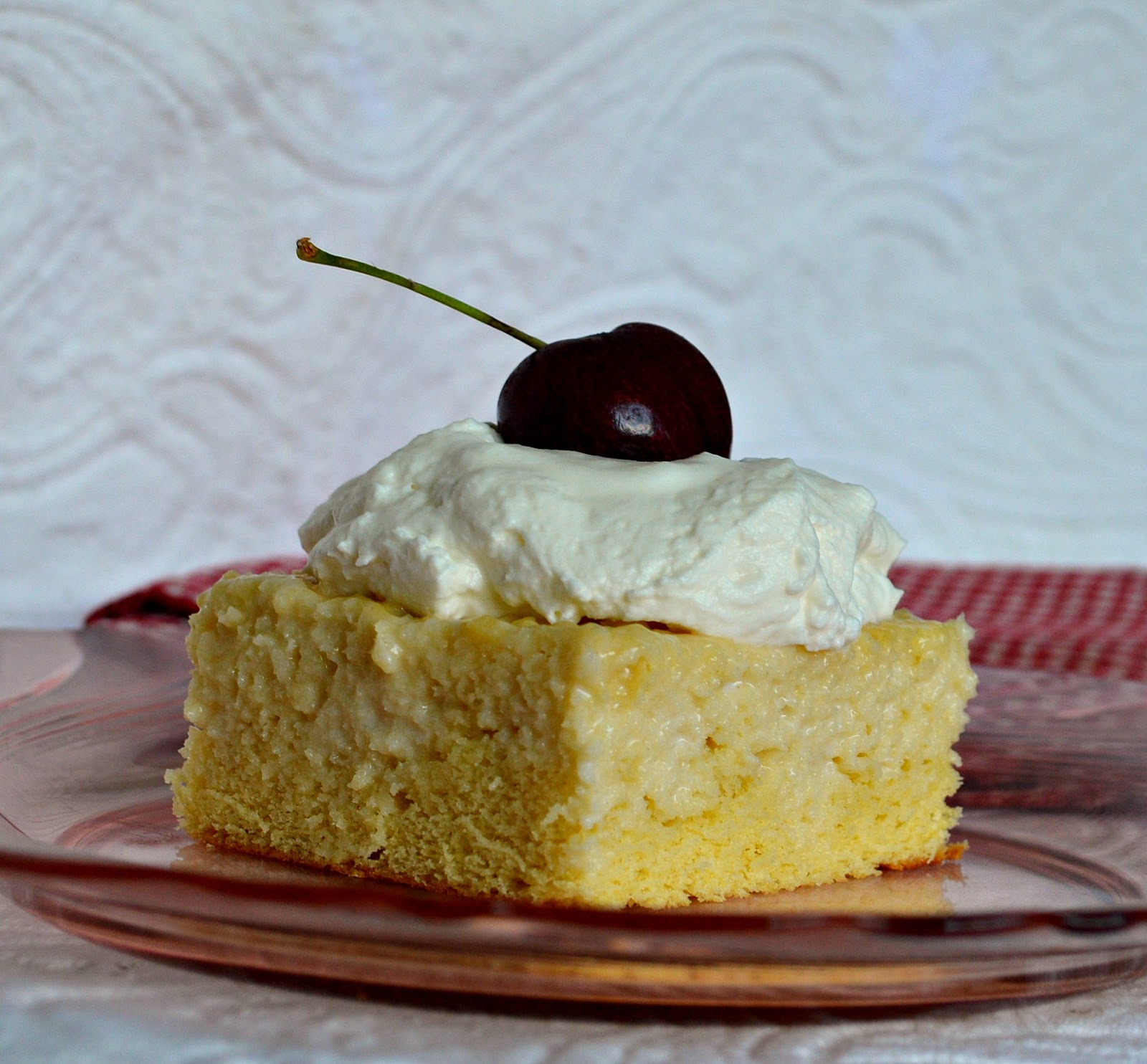 Coconut Rum Tres Leches Cake and A Special Request - This Is How I Cook
