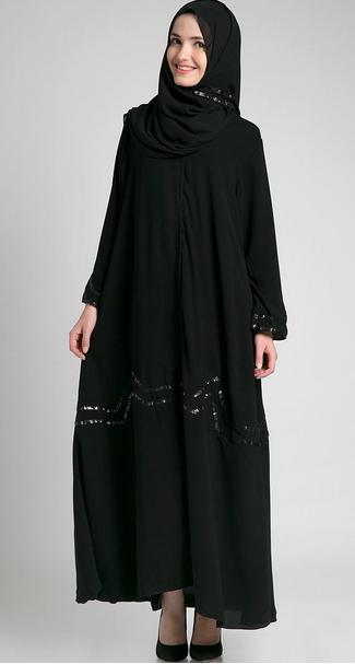 Model Baju Hijab Muslim Masa Kini