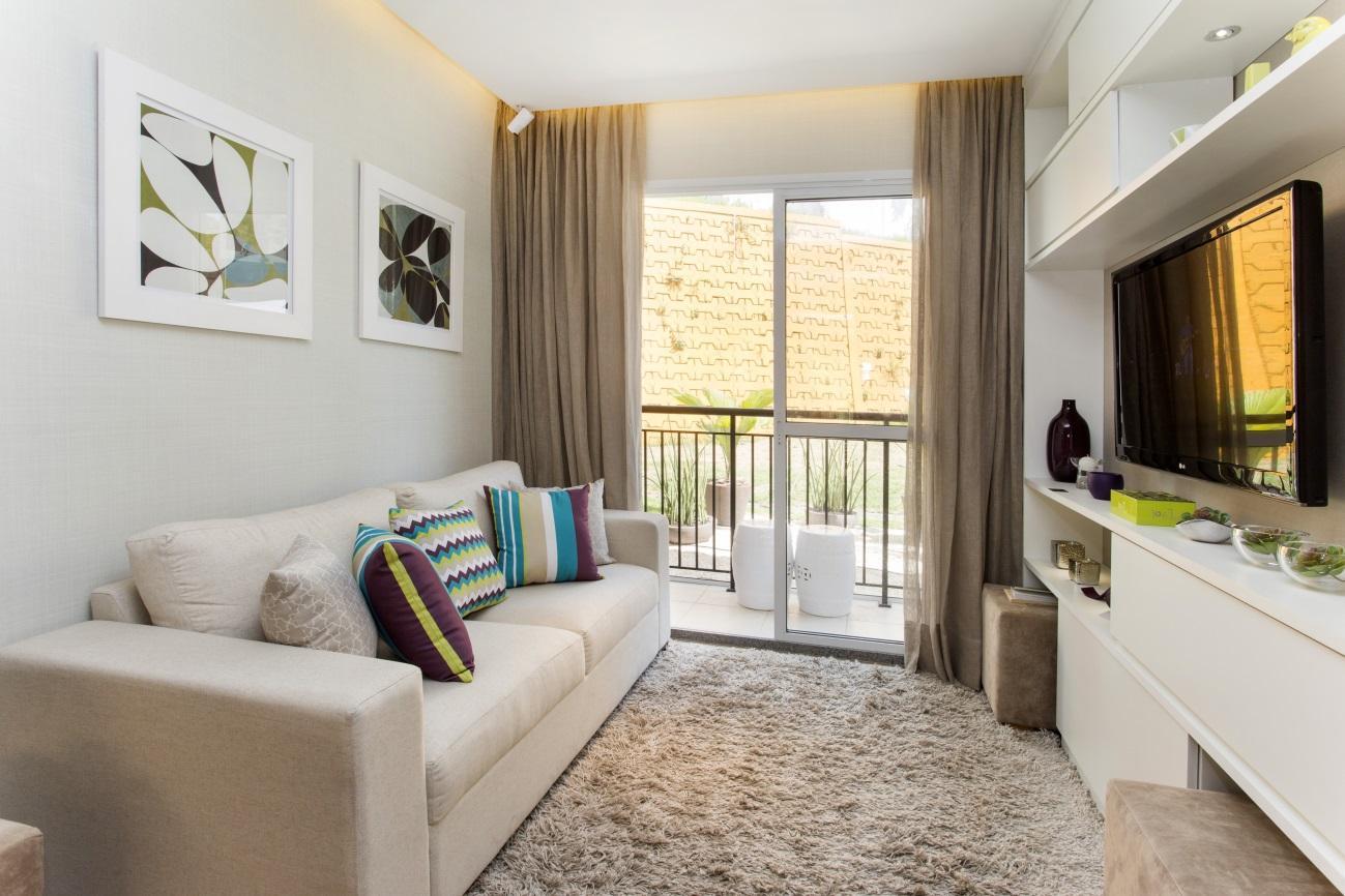 Aprenda a decorar o seu apartamento com m veis brancos - Decorar la casa barato ...