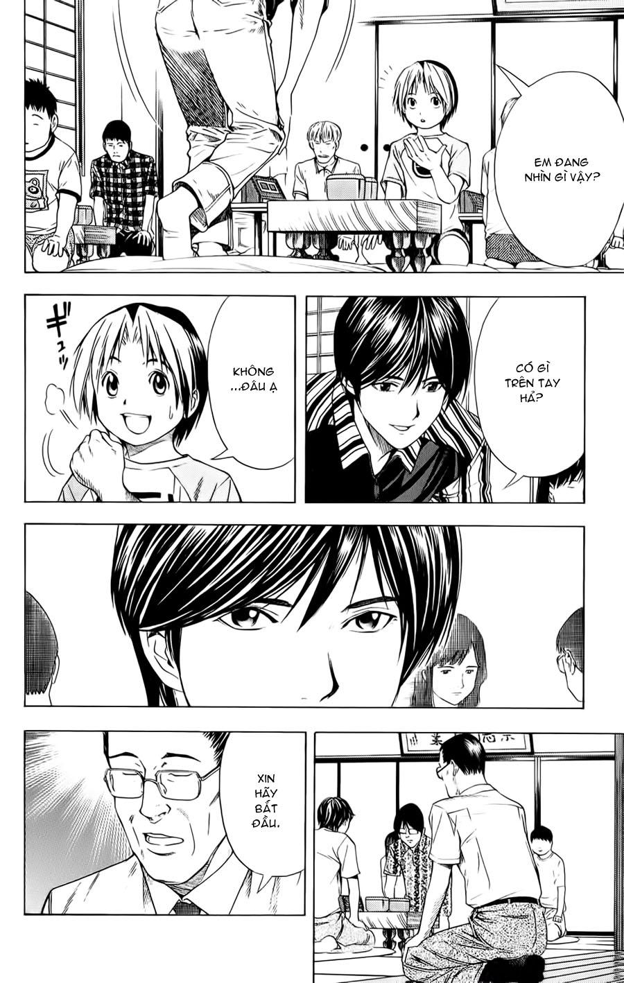 Hikaru No Go hikaru no go chap 81 trang 7