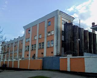 Миргород. Хлебозавод