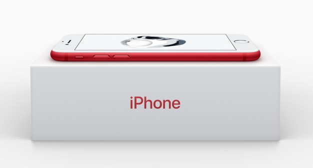 أبل تطلق أيفون 7 جديدة بلون أحمر ونماذج iPhone SE الجديد في تايلاند