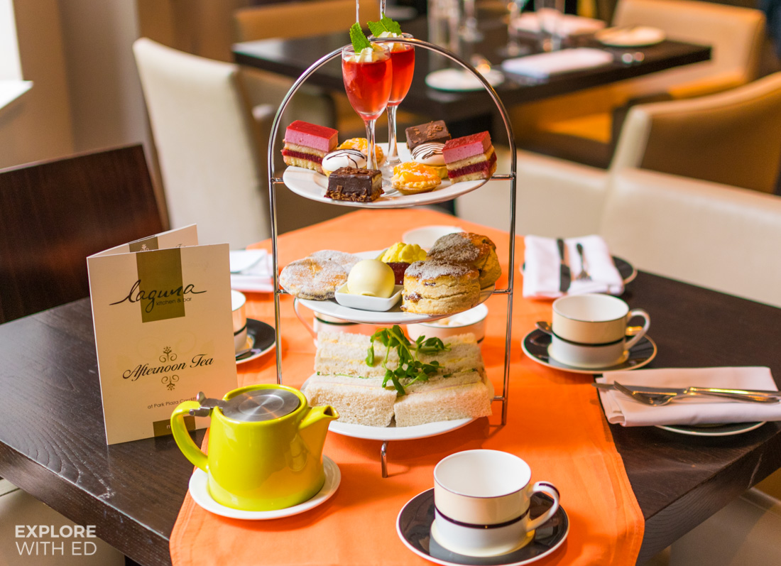 Park Plaza Afternoon Tea review