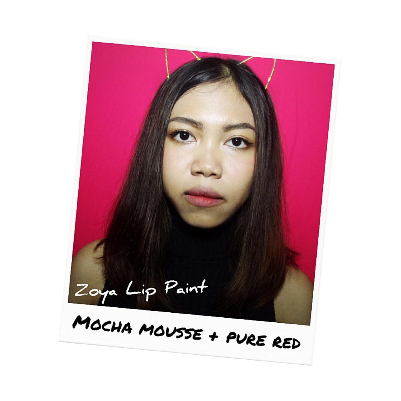 Zoya Lip Paint Pure Red Mocha Mousse Review Adhels Beauty Cafe Ampuni Alis Kananku Yang Kegusrek Part 3