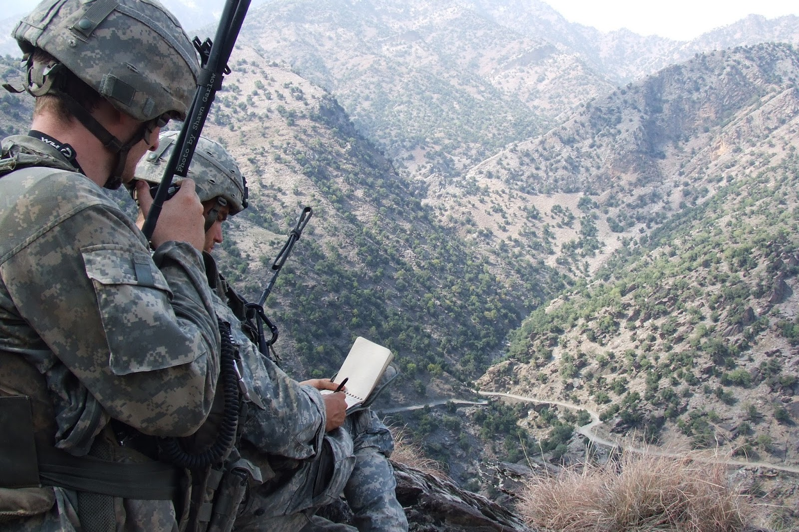 the war in afghanistan The united states will again escalate the war in afghanistan sixteen years ago the us, invaded the country and decided to eliminate the ruling taliban for something.