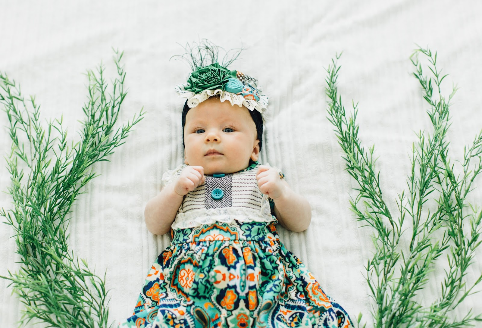 Baby Style, Lou Lou Dress, Baby Outfit