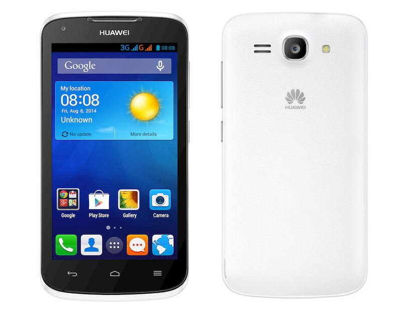 Price of Huawei Ascend Y540 in Bangladesh