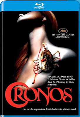 Cronos 1993 Criterion Collection BD50 Latino