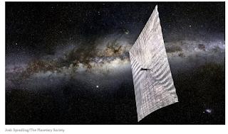 مشروع Starshot لاستكشاف النظام النجمي ألفا سنتوري الأقرب  من مجموعتنا الشمسية
