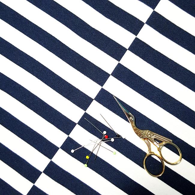nähen, sewing, DIY, stripes, Streifen, Jersey