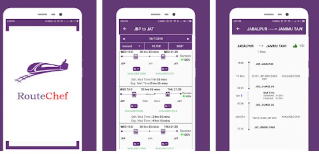 Break Journey Planner,Live Train Status,PNR status app