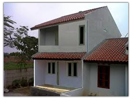 model rumah kampung sederhana 6