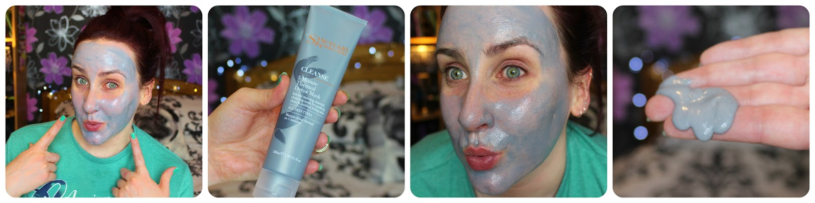 Sanctuary Spa 5 Minute Thermal Detox Mask Review