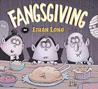 fangsgiving by ethan long cover