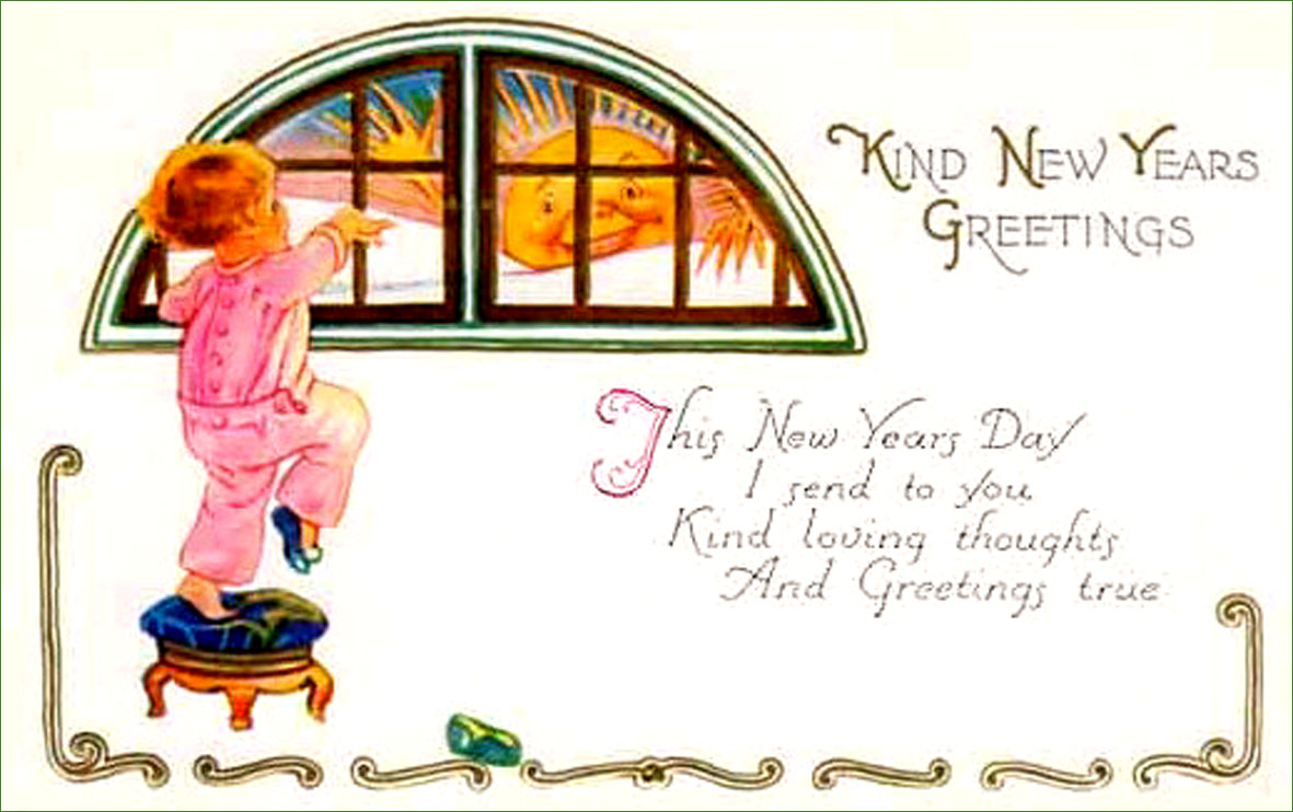 ImagesList.com: Happy New Year Cards 2