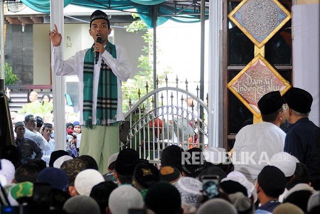 Ustaz Somad: TGB Pemimpin yang Menolong Agama Allah