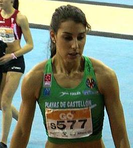 Elena Moreno Playas de Castellón Atletismo Aranjuez