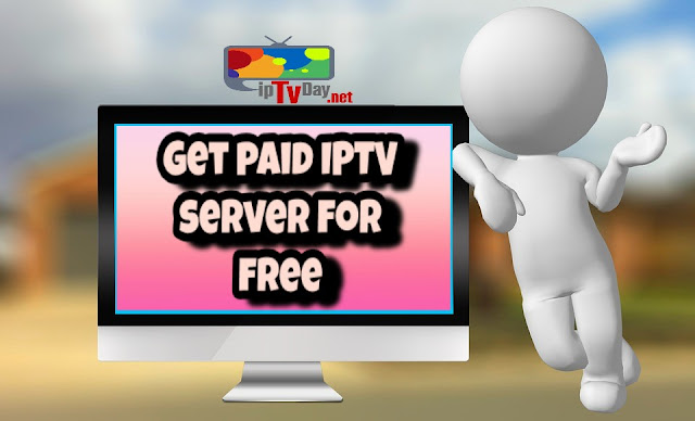 GET PIAD IPTV SERVER FOR free★Works for a long time★29/11/2017/2018★Daily Update 24/7★