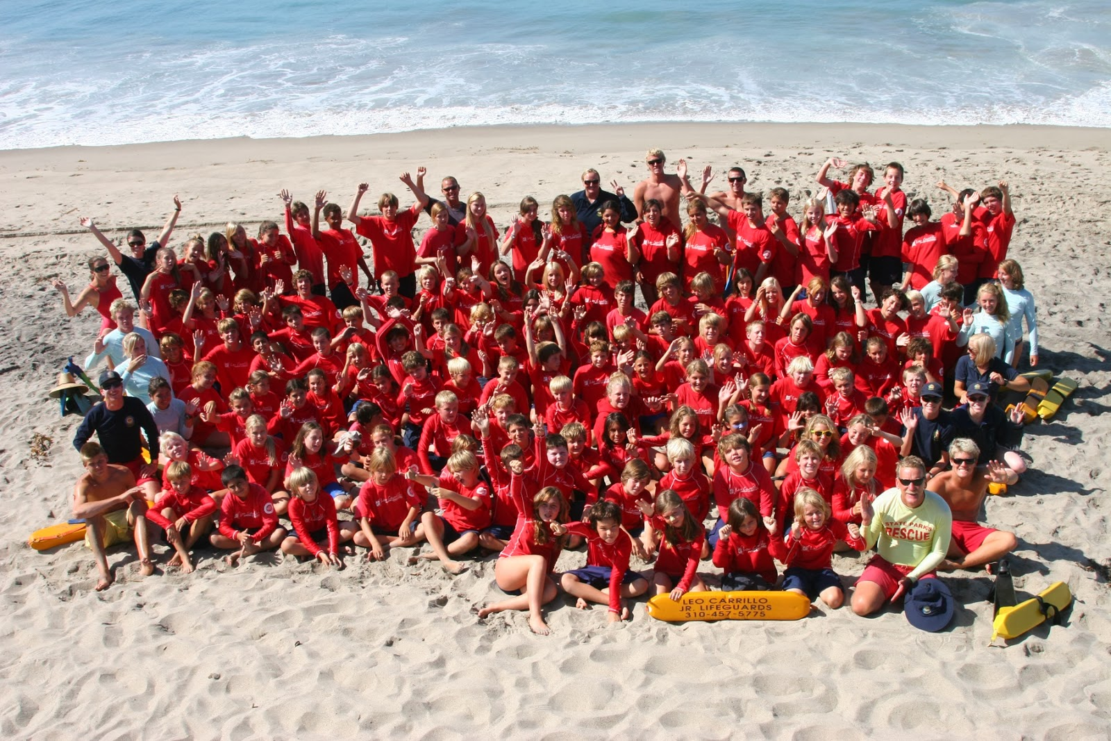 83a5ab646fe3 Leo Carrillo Junior Lifeguard Program