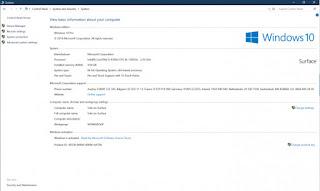 cara mengetahui spesifikasi Tipe CPU di Laptop atau PC dan Kecepatannya