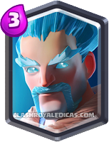 Nova Carta Clash Royale - Carta Lendária